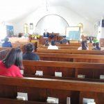 礼拝では何が行われているのですか?