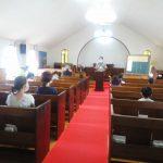 2021年8月22日(日)聖霊降臨節第14主日 宣教要旨